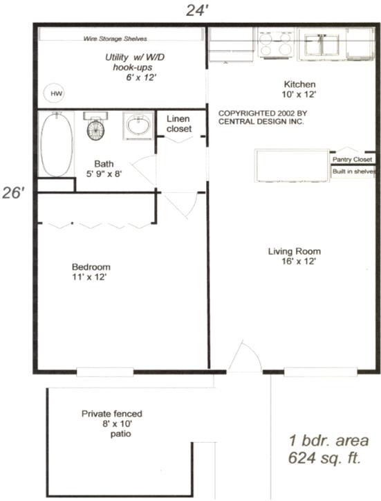 1-bedroom-A